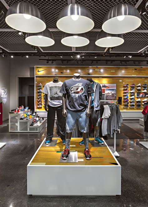 nike fly zone at kids foot locker palisades mall freshness mag kids foot locker and nike fly zone emily limage archinect