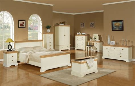 Unfinished Oak Bedroom Furniture Oak Bedroom Furniture With Images