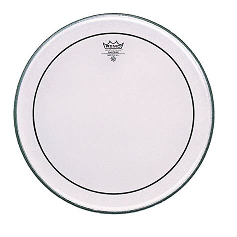 Remo Pinstripe Clear 12 Drum remo 12 inch pinstripe clear drumhead store