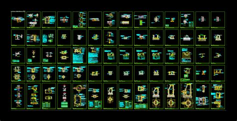 Apartment Plans by Plumbing Details Dwg Detail For Autocad Designs Cad