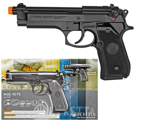 Jual Green Gas Airsoft Gun by Beretta M92fs Green Gas Airsoft Pistol