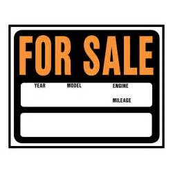 sale sign templates free car for sale sign template clipart best