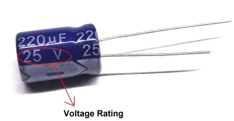 capacitor rating unit how does a capacitor work