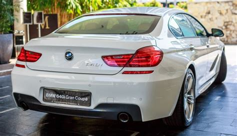 Painted Upholstery Bmw 640i Gran Coupe Lci Debuts In M Sia Rm789k