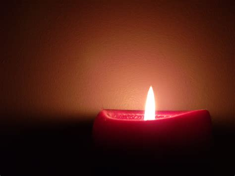 Light Candle by Lighting A Candle Against The Darkness Revknits