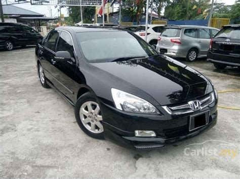 how to sell used cars 2006 honda accord security system honda accord 2006 vti l 2 4 in selangor automatic sedan black for rm 42 800 3141498 carlist my