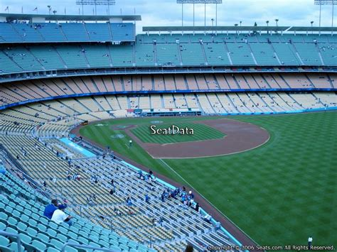 what is a section 52 where is section 52rs reserve level row k seat 9 at dodger