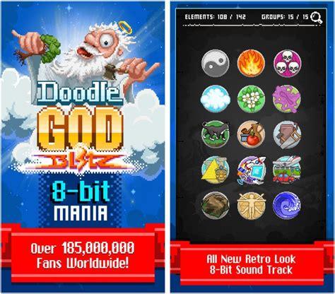 doodle god blitz mechanism sorties jeux anime studio story drop block