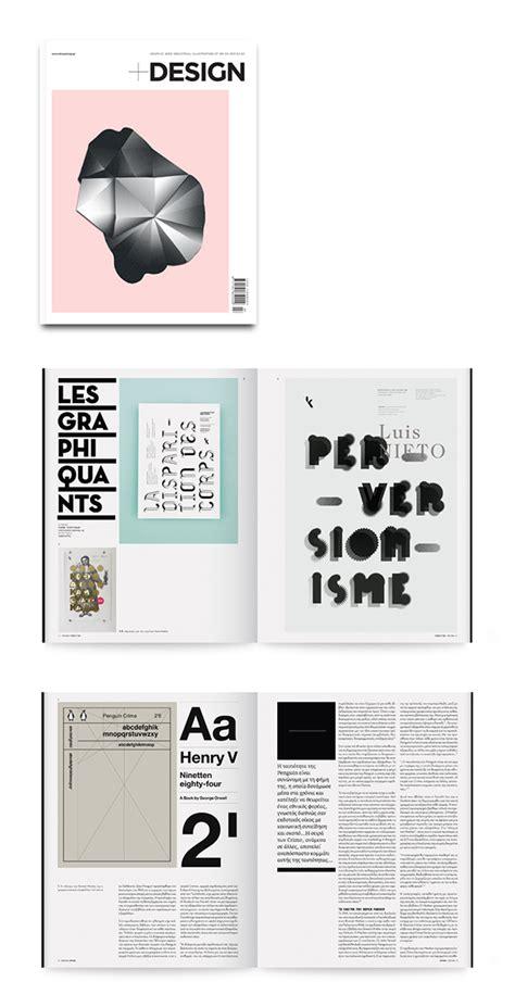 layout magazine behance design magazine on behance