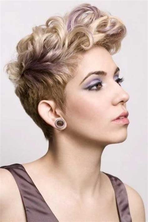 curly pixie cuts hairstyles  haircuts lovely hairstylescom
