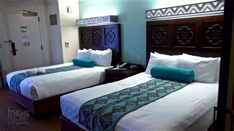 coronado springs resort rooms disney s coronado springs resort standard guest room tour walt disney world