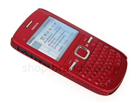 Casing Nokia C3 00 Wellcomm nokia c3 perforated back
