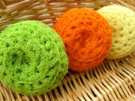 pattern for nylon net scrubbies slim fast shake mix low carb images frompo