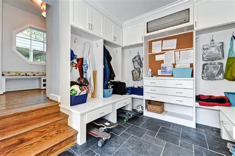 3 car garage mud room drop zone laundry room near master bonus dc garage to mudroom conversion contemporary entry