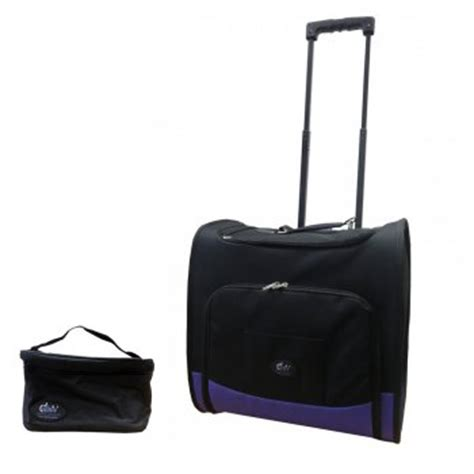 dennis williams upholstery dennis williams combo bag mobile hair and beauty set