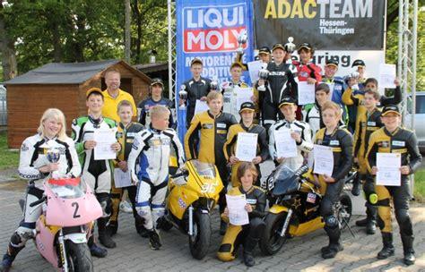 Kinder Motorradkombi by Msc Rockenberg E V Im Adac Minibike Saison 2012