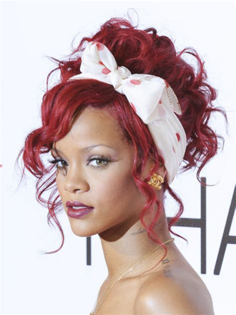 Pin Up Scarf Hairstyles by How To Do A Pinup Hairstyle With Bandana Hairstyles By