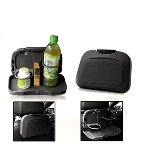 1 Price Car Drink Holder 4bf10 by Speedwav Car Back Seat Drink Holder With Tray Buy