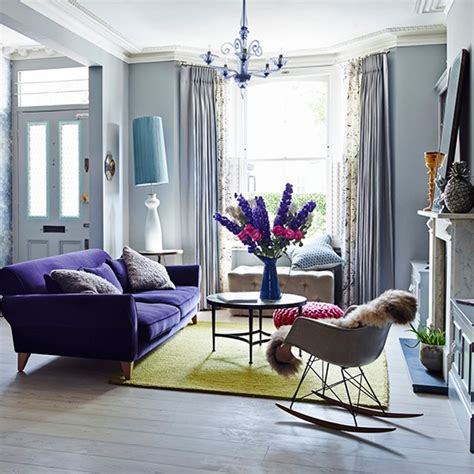 sofa vibe magazine living room take a tour around an eclectic home in west
