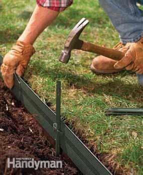garden edging designs images  pinterest