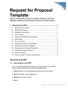 rfp cost template lms rfp template sle