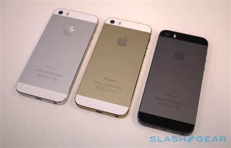 iphone 5s iphone 5s on slashgear