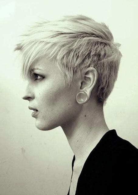 edgy new hairstyles 2018 latest short edgy girl haircuts