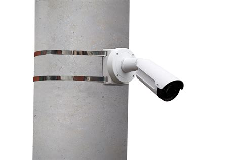 Cctv Axis M1125 Ip axis t91a47 pole mount for small and large poles 5504 581