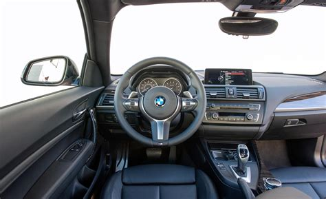 Bmw M235i Interior by Car And Driver