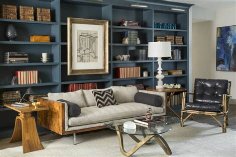table between two armchairs 24 awesome living room designs with end tables