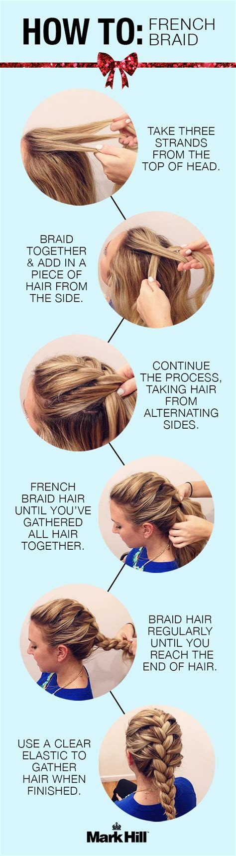 plaiting hair to grow it 17 best ideas about easy french braid on pinterest