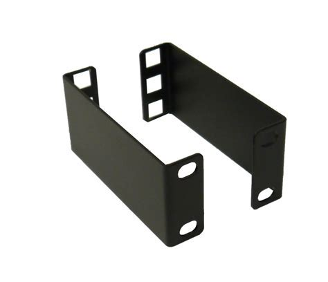 1u Recessed / Extender Standoff Rack Mount Bracket (50mm