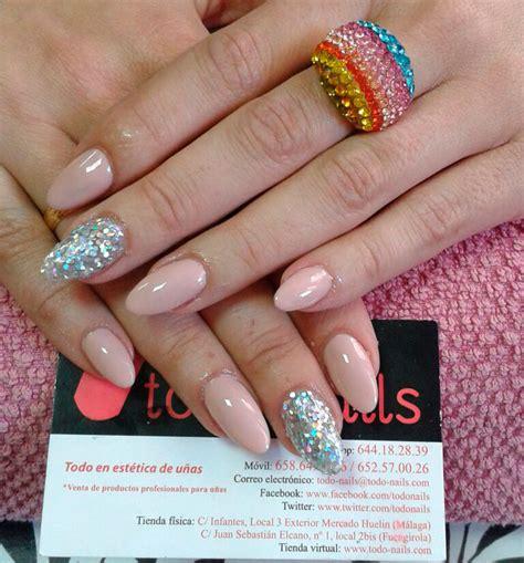 fotos de uñas acrilicas llamativas imagenes de decoraciones de uas con piedras