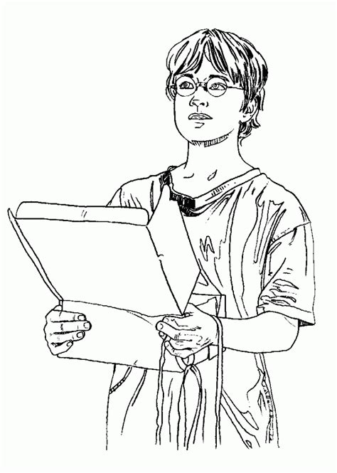 harry potter coloring pages online free printable harry potter coloring pages for kids
