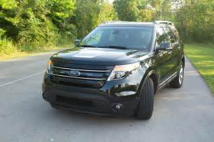 2014 Ford Explorer Review 2014 Ford Explorer Limited Review Motor Review