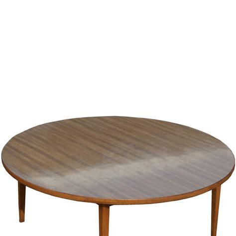 vintage mid century wood coffee table mr11465 ebay