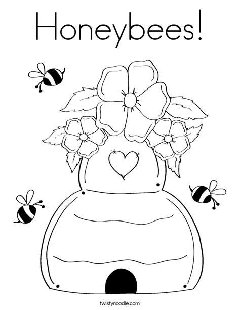 coloring book lyrics blockhead honeybees coloring page twisty noodle