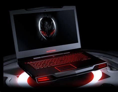 Laptop Dell Alienware M15x world s fastest laptop alienware m15x gadgetking