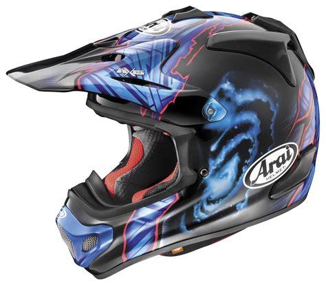 arai motocross helmets arai vx pro4 barcia helmet black blue jpg