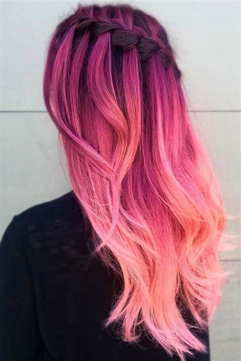 Frisuren Haarfarben by Trendige Frisuren Mоderne Haarfarben Und Haarschnitte