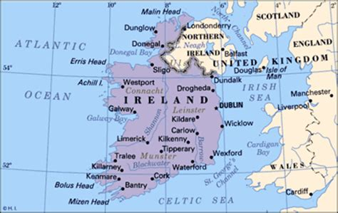 world map with ireland pin maps of ireland map on