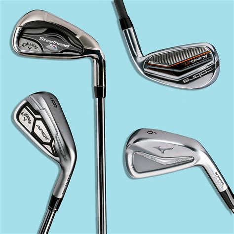 game improvement irons  golf digest