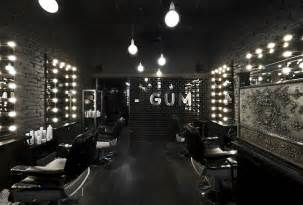 gum hair salon milan 187 retail design