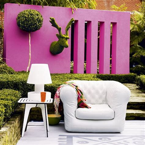 garden wall paint ideas 4 easy steps to refreshing your home decor decorated
