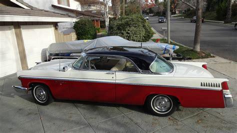 chevy chrysler 1956 chrysler new yorker st regis 2 door hardtop not