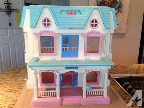 fisher price dolls house older fisher price doll house furnishings for sale in cranberry township