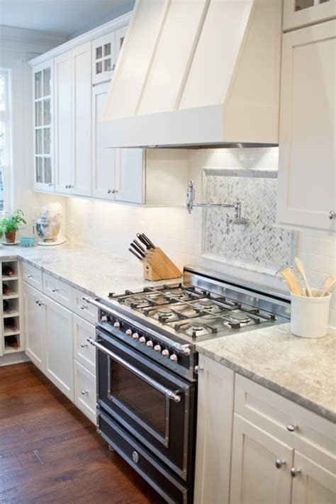 Vermont White Granite Countertop by Vermont White Granite Transitional Kitchen Britt