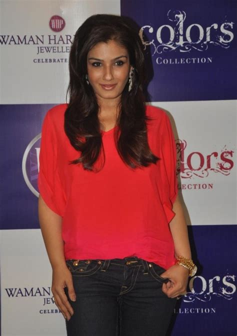 waman hari pethe ad song raveena tandon hot pic in red top launches waman hari