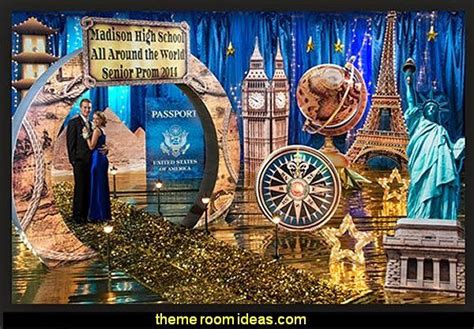 london prom themes image result for around the world theme ideas new year