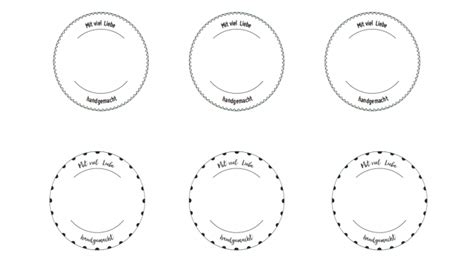 Etiketten Zum Selber Beschriften by Blanko Etiketten Zum Selbst Beschriften Selbstversorgung